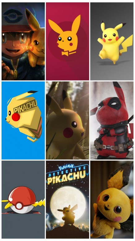 Rt Detective Pikachu Wallpapers Download Now Resources