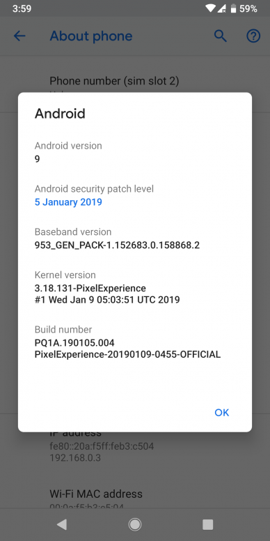 Pixel Experience ROM for Redmi Note 5 - Flashing Guide - Mi