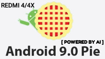 ANDROID 9 0 PIE:- OFFICIAL PIXEL EXPERIENCE ROM (FOR REDMI 4