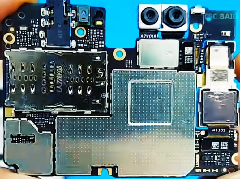 Redmi Note 6 Pro Motherboard details & review  - Redmi Note