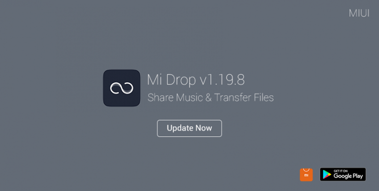 Mi Drop v1 19 8 Update Available - Full Changelog and