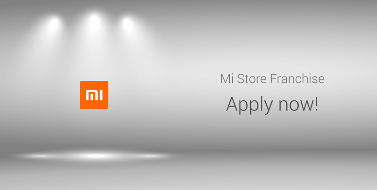 Introducing Mi Store Franchise, Join us now as an