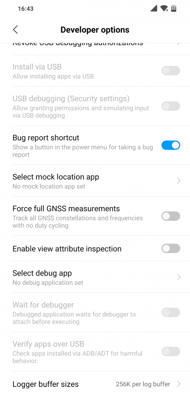 BUG] Bug report shortcut not coming up - MIUI Feedback - Mi