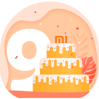 Xiaomi's 9th Birthday