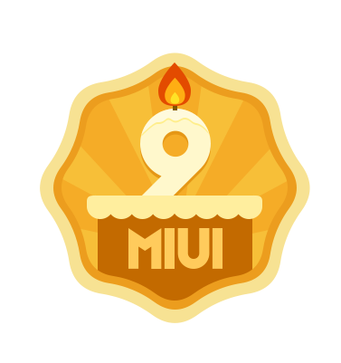 9 Years of MIUI