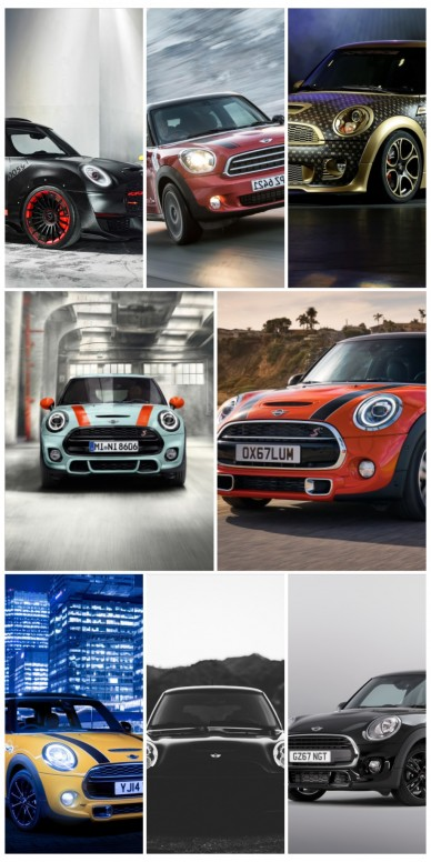 Rt Mini Cooper Car Wallpapers For Your Smartphone Resources Mi