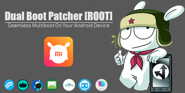 ROM] Dual Boot | Multi Boot Android Device [ROOT | COMMON