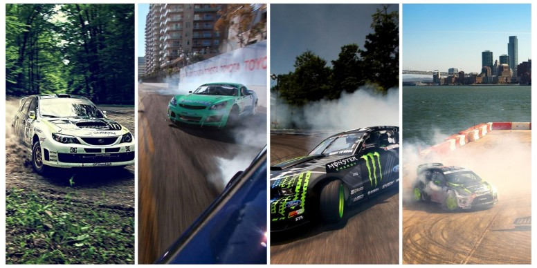 RT] Sports Car Drift Wallpapers Download Them Now