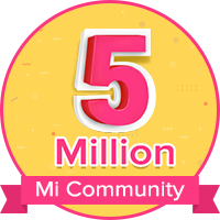 5 Million Registered Users