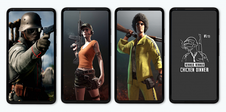 PUBG Mobile Wallpapers Download For Xiaomi Mobile