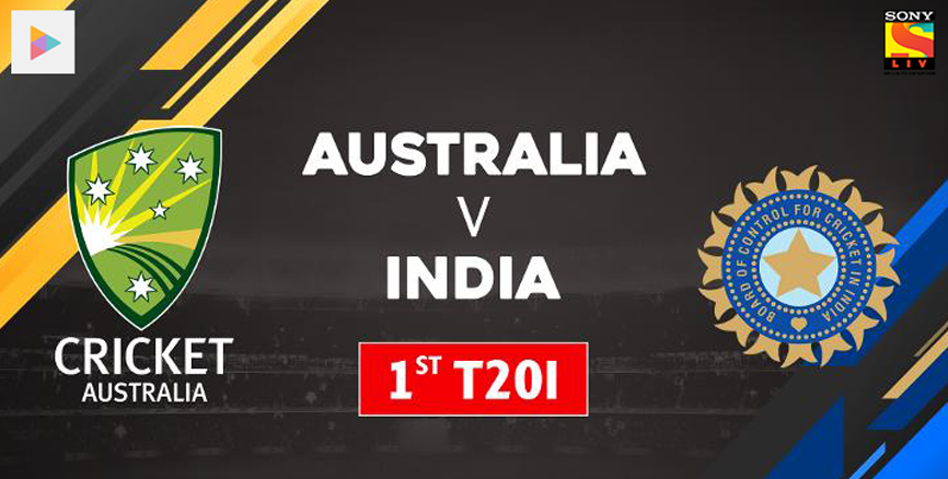 Watch India's tour of Australia LIVE on Mi Video app, 21st Nov onwards!