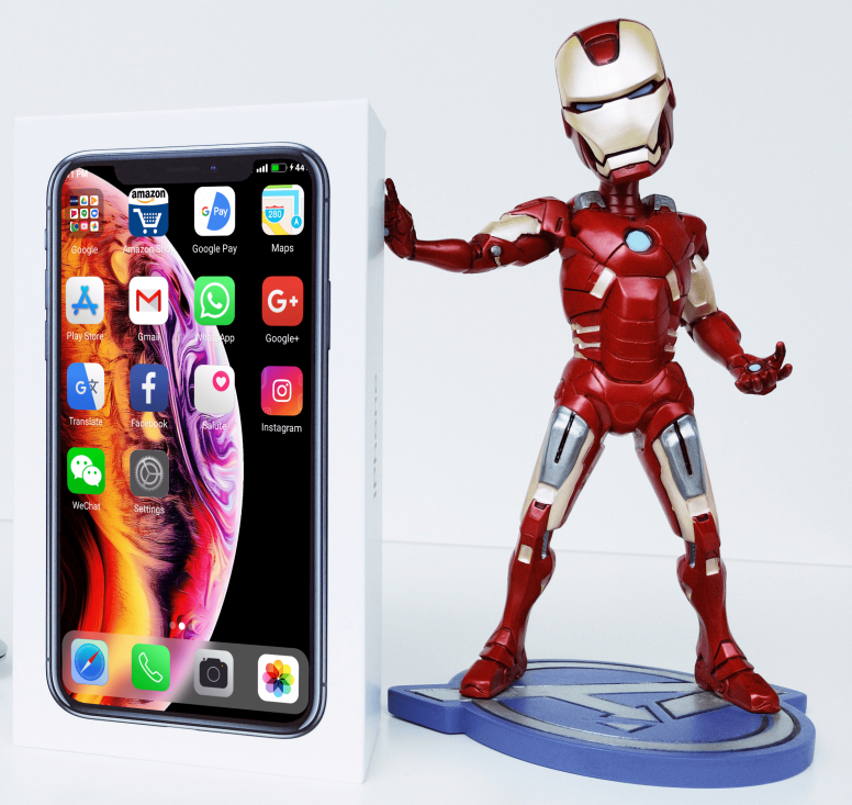 iPhone iOS SF MIUI V10 Theme Download For Xiaomi Mobile
