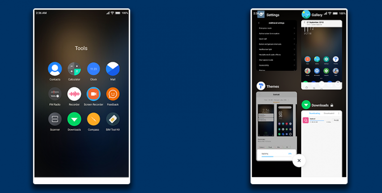 Theme of The Week #42] Darkroid - A must have Dark Theme for MIUI 10
