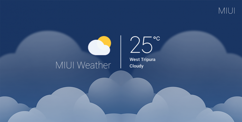 MIUI Weather: Forecast the Weather - MIUI General - Mi Community
