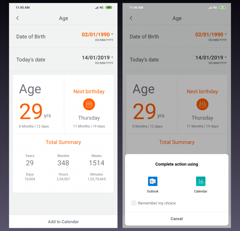 Mi Calculator: Available on Google Play Store with new