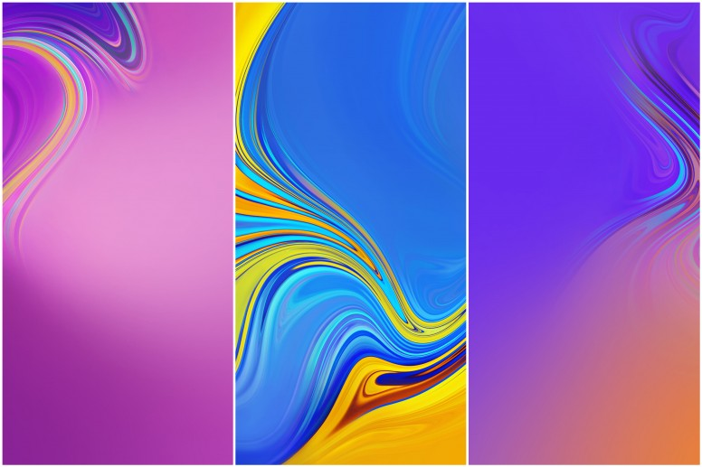 [RT] Samsung Galaxy A7 (2018) Stock Wallpapers