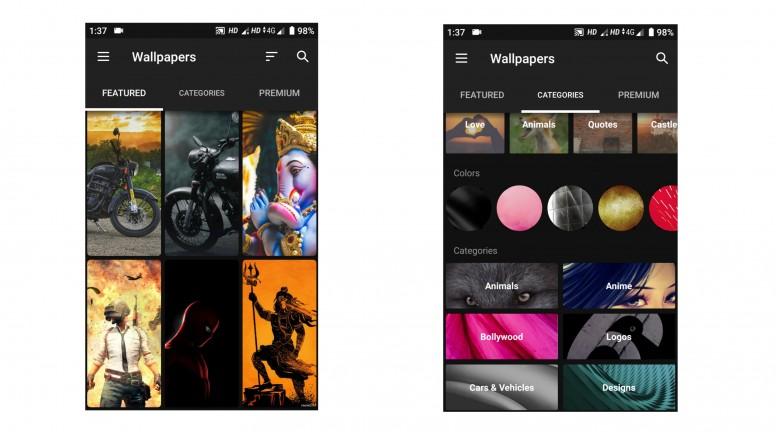 Zedge Ringtones & Wallpapers App Review - MIUI General - Mi