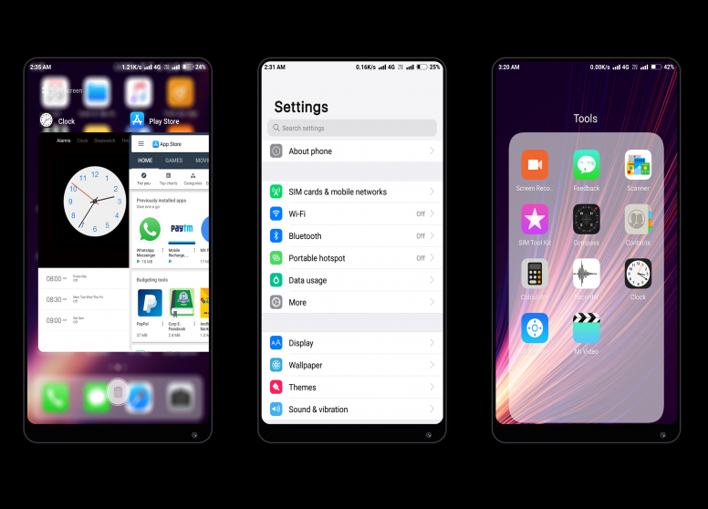 iPhone iOS 11 4 TT MIUI Theme Download For Xiaomi Mobile - Themes