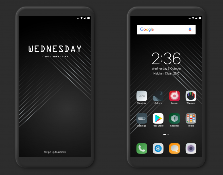 Dark V10 MIUI Theme Download For Xiaomi Mobile - Themes - Mi