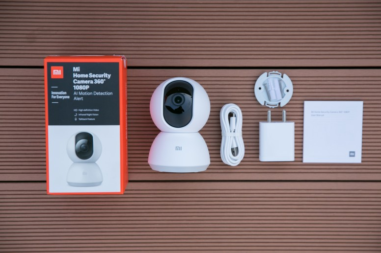 Mi Ev Güvenlik Kamerası 360 °