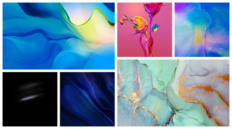 RT] Huawei P30 & P30 Pro Stock Wallpapers For Your Phone